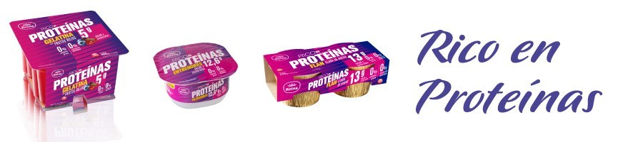 Rico en Proteínas