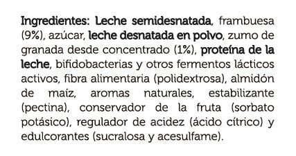 bifidus_con_granada_frambuesa_0mg_reina_4x125g_DEFI_ingredientes
