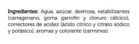 gelli_sweet_fresa_reina_4x100g_DEFI_ingredientes