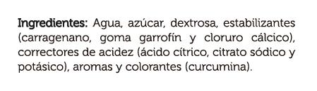 gelli_sweet_limon_reina_4x100g_DEFI_ingredientes