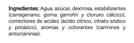 gelli_sweet_sandia_reina_4x100g_DEFI_ingredientes