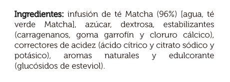 gellite_te_matcha_sabor_limon_jengibre_ingredientes