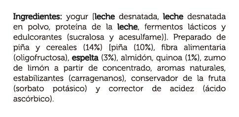 yogur_0_0_edulcorado_piña_quinoa_y_espelta_reina_4x125g_ingredientes