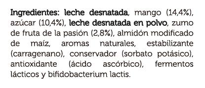 yogur_desnatado_az_mango_maracuya_bifidus_reina_500g_DEFI_ingredientes