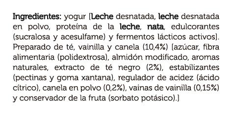 yogur_griego_te_vainilla_canela_0mg_reina_2x115g_ingredientes